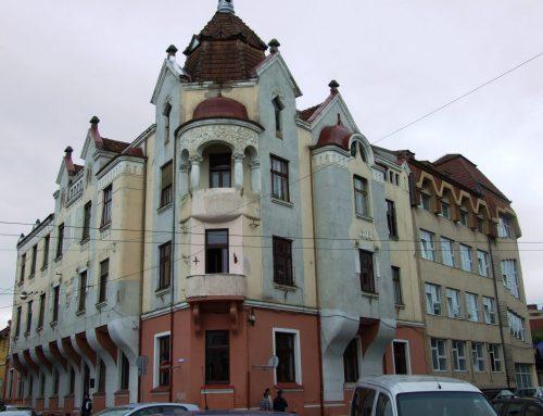 Cladirea Baroului din Oradea