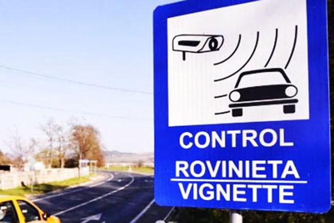 Control rovinieta
